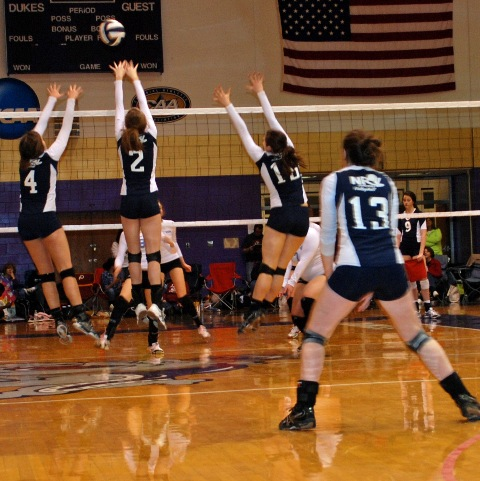 Gussie Revercomb Next Revolution In Volleyball 16 National